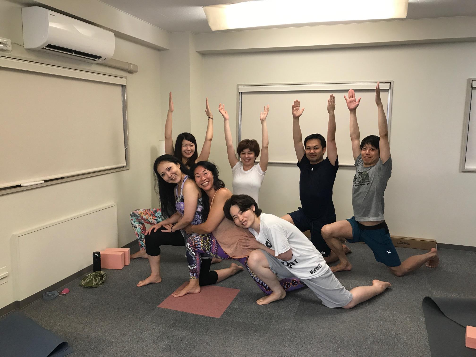 Studio Tao - 第6回ロケットヨガ鍛練会(特別レッスン) AYAKOの写真2