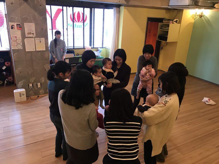 YOGA studio OJAS 武蔵小杉スタジオ - 人気のベビーリトミック講座(ヨガオージャス武蔵小杉)の写真1