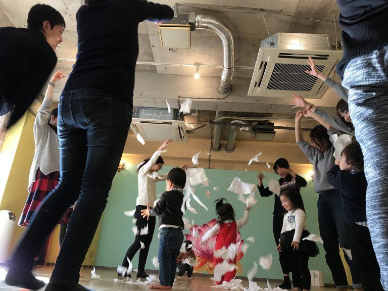 YOGA studio OJAS 武蔵小杉スタジオ - 人気のベビーリトミック講座(ヨガオージャス武蔵小杉)の写真2