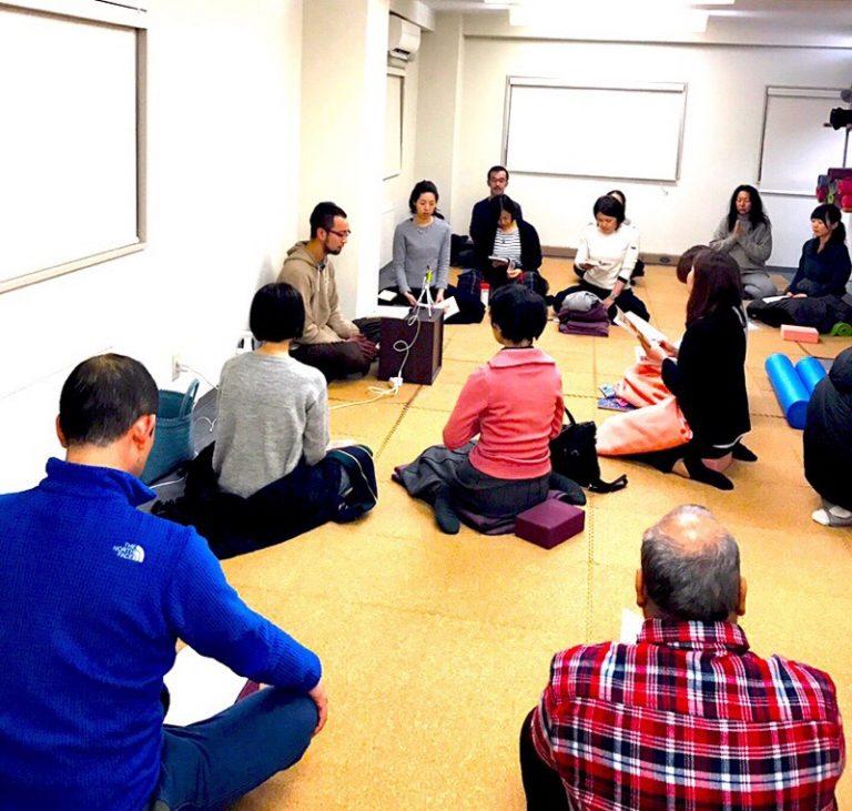 YOGA studio OJAS 武蔵小杉スタジオ - 勤労感謝の日 特別講座【ヨーガって何?瞑想って何?】の写真2
