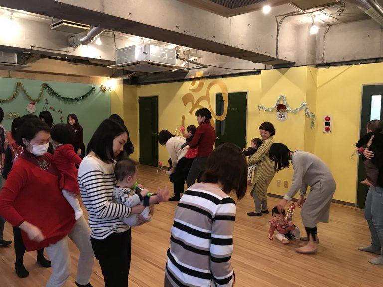 YOGA studio OJAS 武蔵小杉スタジオ - ヨガオージャス武蔵小杉スタジオにてリトミック講座開催の写真2
