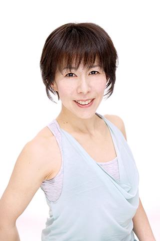 スタジオ・ヨギー静岡パルコ - ■ アツコ/studio yoggy インストラクター(アツコ)さんの写真