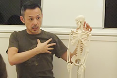 スタジオ・ヨギー名古屋 - 【オープン講座】解剖学を基礎から学ぶ ウエルカムアナトミーの写真2
