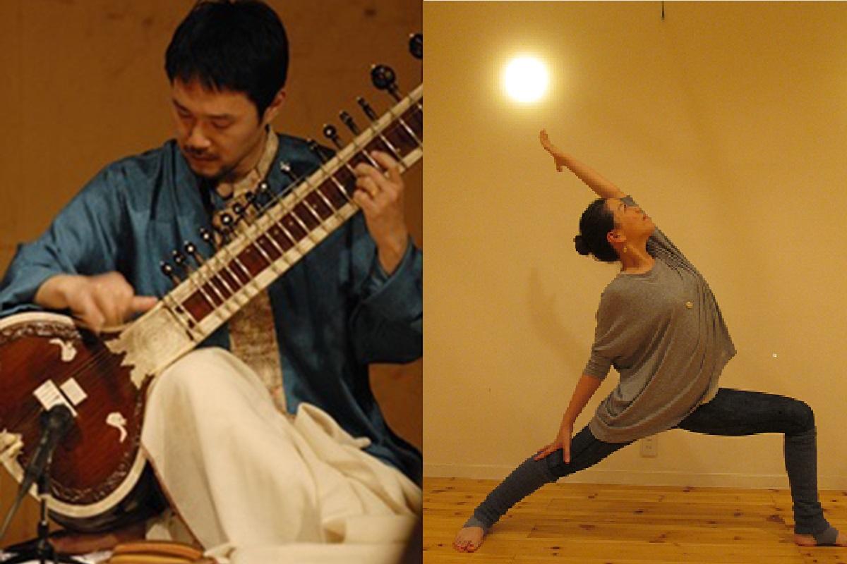 スタジオ・ヨギー札幌 - 【WS】NADA YOGA〜シタール&ヨガ・瞑想・リラクゼーションの写真1