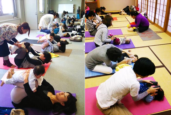 一般社団法人 日本ママヨガ協会 - ママとベビーのヨガ養成講座 210期 大阪の写真1