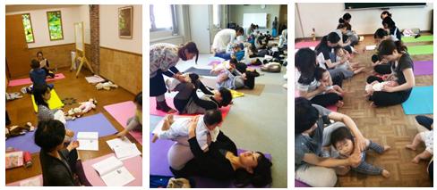 一般社団法人 日本ママヨガ協会 - ママとベビーのヨガ養成講座 213期 横浜の写真1