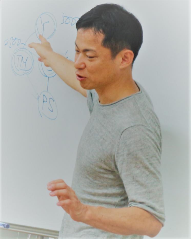 YMC YOGA studio 大阪梅田店 - 木内周史による『筋膜連結からみた筋膜リリース 〜前面ライン〜』の写真1