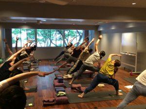 スタジオ・ヨギー新宿WEST/yoggy institute main school - 【ヨガ・ワークショップ】yoggy yoga フロークラスデザイン研修の写真1