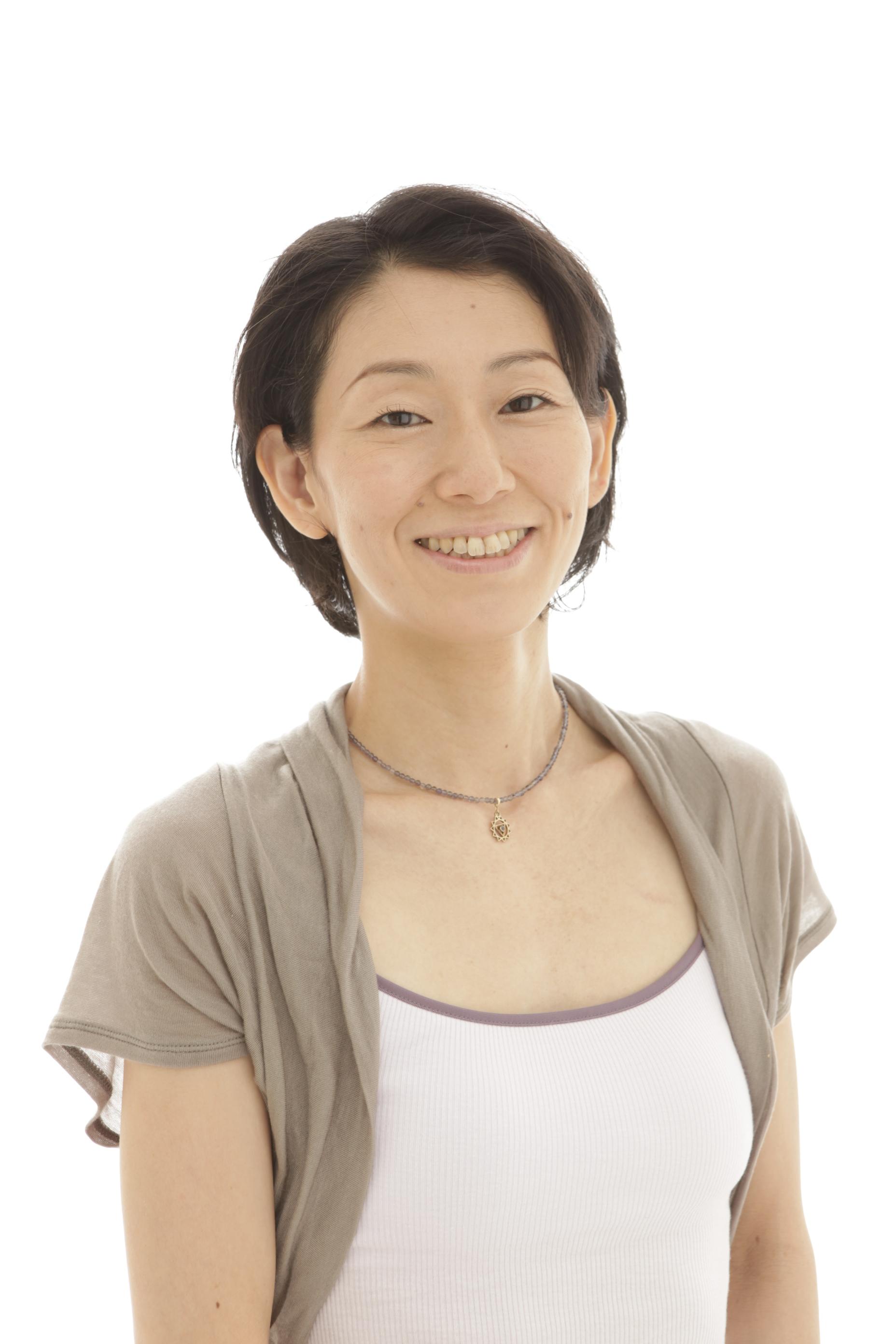 スタジオ・ヨギー新宿WEST/yoggy institute main school - スクールディレクター/関東ヨガ リカ(リカ)さんの写真
